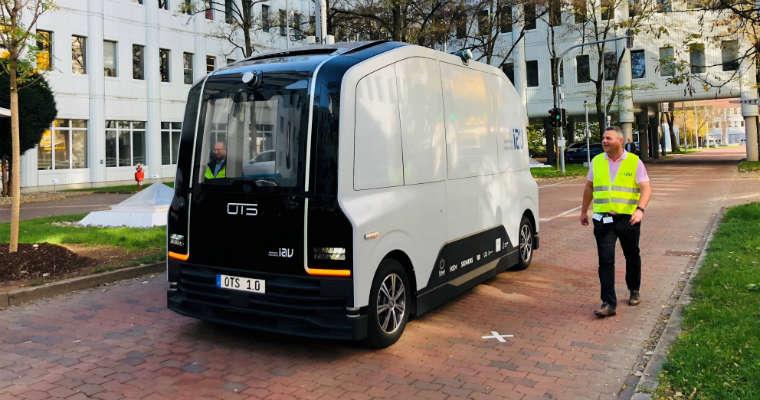 Siemens Mobility będzie testował autonomiczne pojazdy i inteligentną infrastrukturę drogową. Fot. mat. prasowe