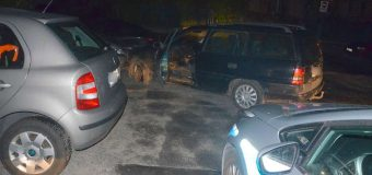 Dwóch nastolatków urządziło przejażdżkę w Zielonej Górze. Rozbili 12 innych aut