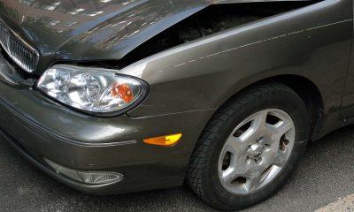 Rozbity samochód Fot. CC0