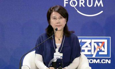 Dong Mingzhu, prezes Gree Electric Appliances Źródło: YouTube