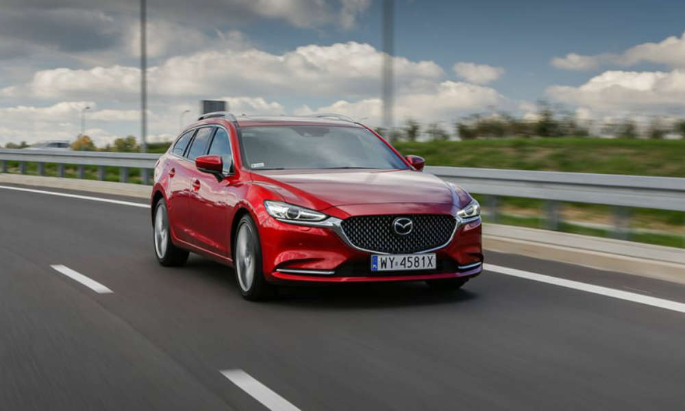 Mazda 6 2018 Fot. mat. prasowe