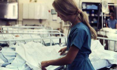 Pielęgniarka w szpitalu. Zdjęcie ilustracyjne Fot. CC0