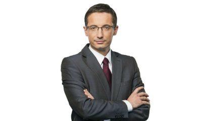 Piotr Kuczera, prezydent Rybnika z PO. Źródło: piotrkuczera.pl/materiały prasowe