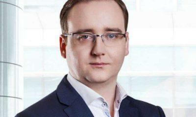 Konrad Romik, dyrektor Sekretariatu Krajowej Rady Bezpieczeństwa Ruchu Drogowego. Fot. SKRBRD