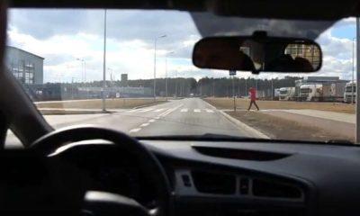Kard ze spotu Kujawsko-Pomorskiej Policji. Źrodło: YouTube