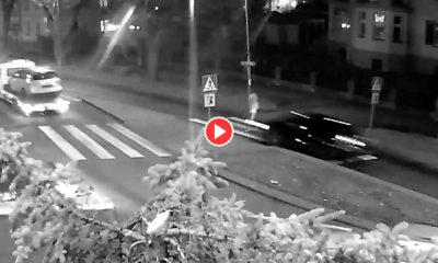 22-latek zatrzymany za potrącenie pieszej w Zielonej Górze i ucieczkę z miejsca wypadku. Fot. Policja