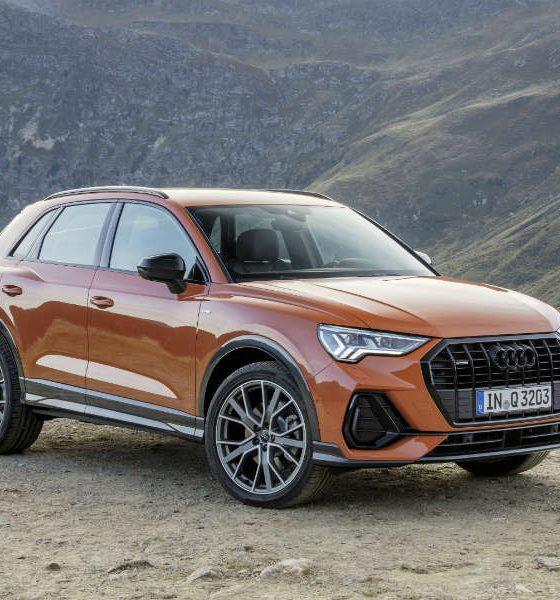 Audi Q3 Fot. mat. prasowe