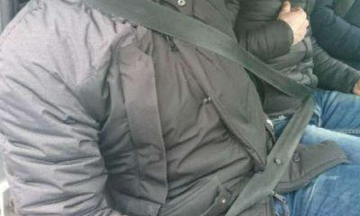 Kierowca w Łodzi wiózł dziewięciu pasażerów, choć miał pięć miejsc Fot. Policja