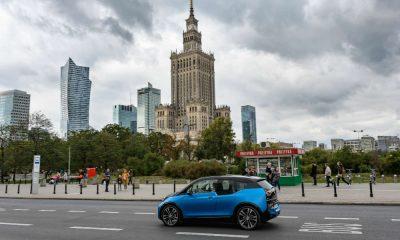 Usługa ChargeNow zaczęła działać w Polsce Fot. mat. prasowe