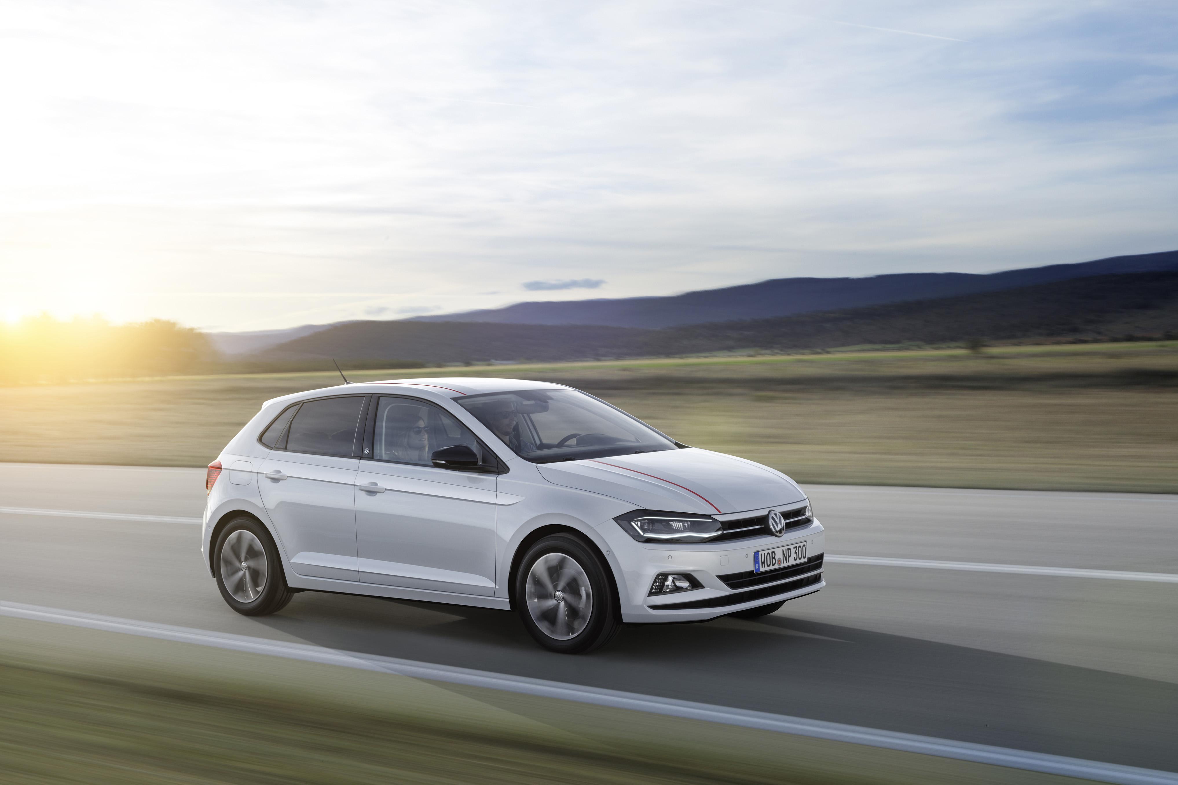 Volkswagen Polo 2018 Fot. mat. prasowe