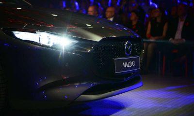 Nowa Mazda 3. Fot. mat. prasowe
