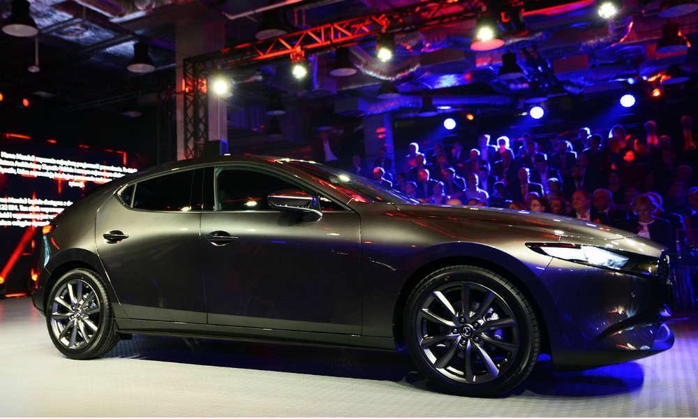 Nowa Mazda 3 Fot. mat. prasowe