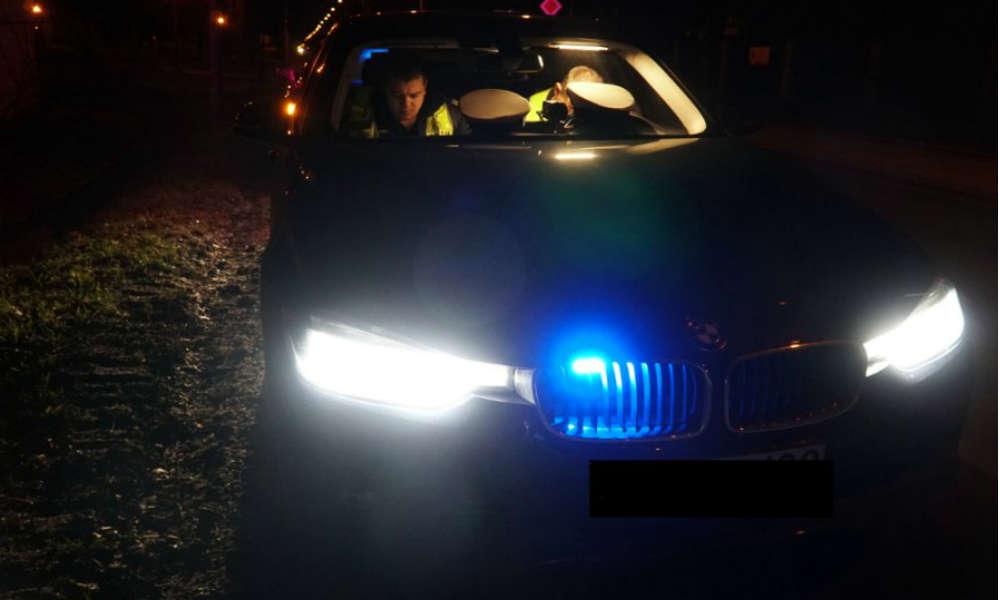 Policjanci z warszawskiej grupy SPEED. Fot. Policja