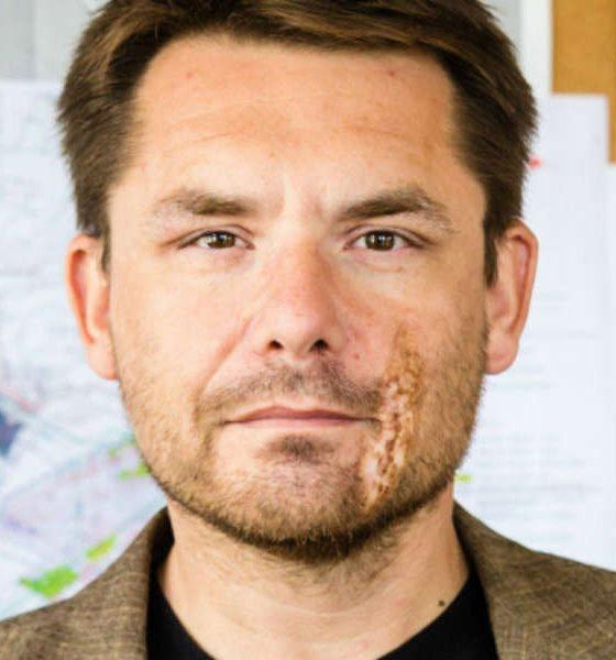 Tomasz Tosza, zastępca dyrektora Miejskiego Zarządu Dróg i Mostów w Jaworznie. Fot. archiwum prywatne