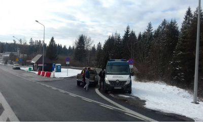 Turecki kierowca wielokrotnie przekroczył dozwolony czas prowadzenia pojazdu. Fot. ITD