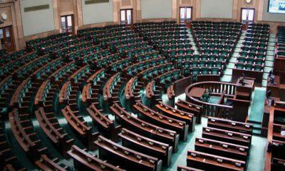 Sejm. Sala plenarna Fot. Matusz Kudła/CC BY-SA 3.0