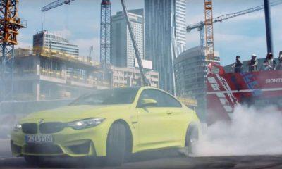 """Rada Etyki Mediów uznała, że reklamy """"BMW M Town"""" naruszają normy etyczne. Źródło: YouTube"""
