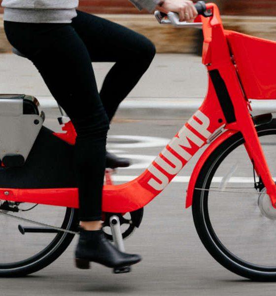 Rower JUMP to jedna z nowości Uber rozwijana w polskim centrum tej firmy. Fot. Uber
