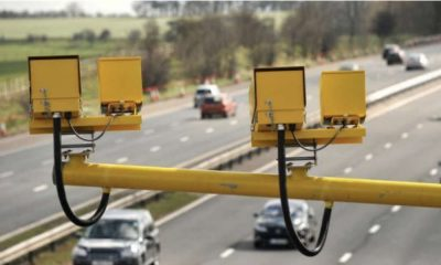 NIK bada czy odcinkowy pomiar prędkości CANARD rzeczywiście uczynił drogi bezpieczniejszymi Fot. materiały CANARD