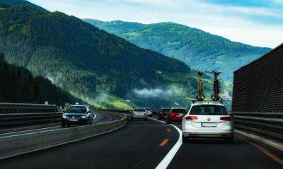 Samochody na autostradzie Fot. CC0