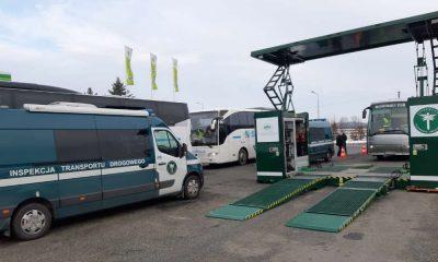 """ITD kontrolowało autokary podczas akcji """"Bezpieczne ferie"""". Fot. ITD"""