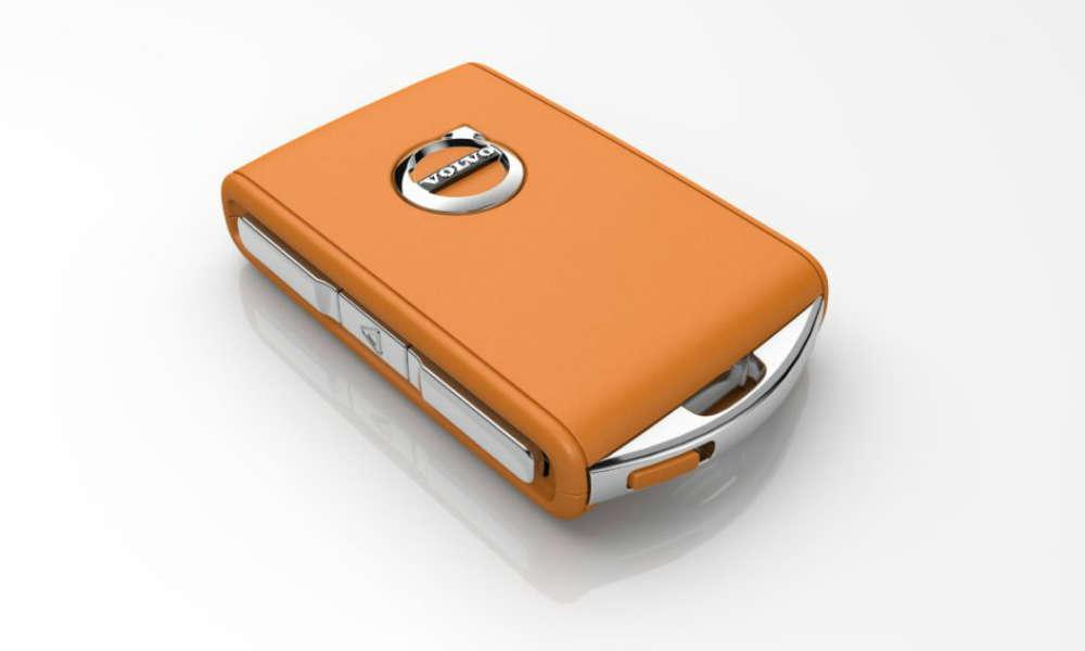 Volvo wprowadza Care Key - system pozwalający właścicielowi auta ustalić limit prędkości przed jego pożyczeniem innej osobie Fot. mat. prasowe