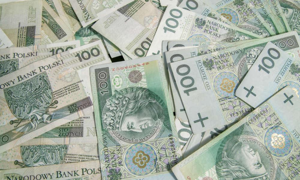 Pieniądze Fot. CC0