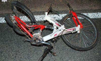 Śmiertelnie potrącony rowerzysta na Podlasiu Fot. Policja