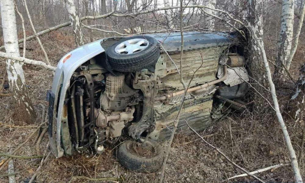 W wypadku w Skarżysku-Kamiennej zginął 19-letni pasażer samochodu. Fot. Policja