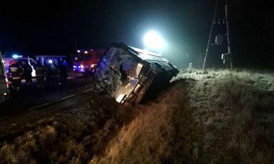 Śmiertelny wypadek w miejscowości Tur. Fot. Policja