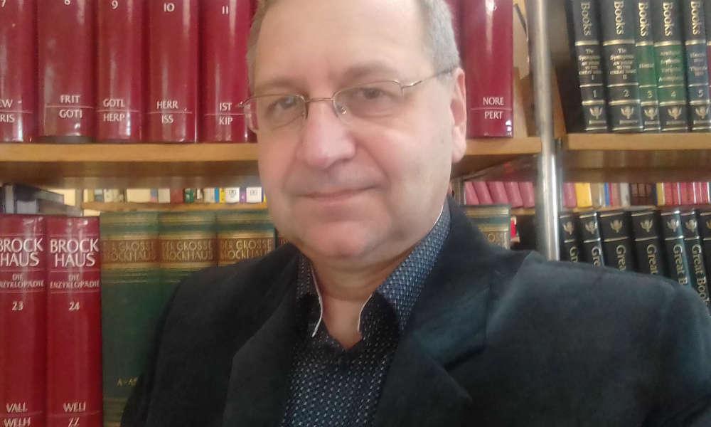 Wiesław Migdałek, fot. arch. autora