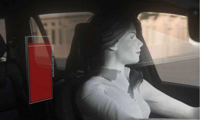 Kamery Volvo będą wykrywać rozproszenie kierowcy Fot. mat. prasowe