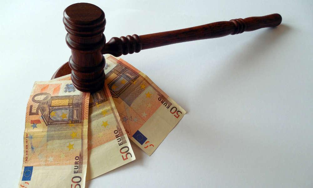 Pieniądze, prawo, odszkodowanie Fot. CC0