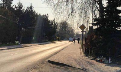 Ulica Promyk w Pruszkowie Fot. Miasto Pruszków