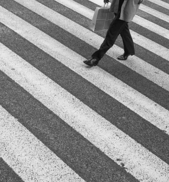 Przejście dla pieszych Fot. CC0