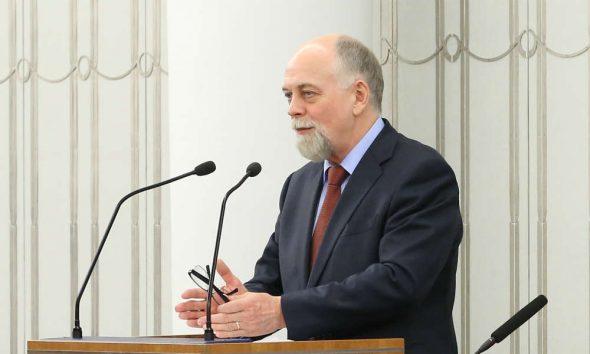 Piotr Florek, senator (PO). Źródło: piotrflorek.pl