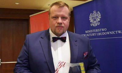 Filip Grega, instruktor nauki jazdy, prezes Fundacji OSK Odpowiedzialne Szkoły Jazdy Fot. arch.