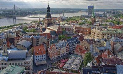 Ryga, Łotwa. Fot. CC0
