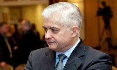 Włodzimierz Cimoszewicz, polityk. Fot. Andrzej Barabasz/CC ASA 3.0
