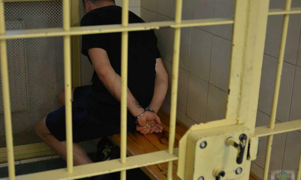 35-latek z Opola podejrzany o zabicie pieszego i ucieczkę z miejsca wypadku jest w areszcie. Fot. Policja
