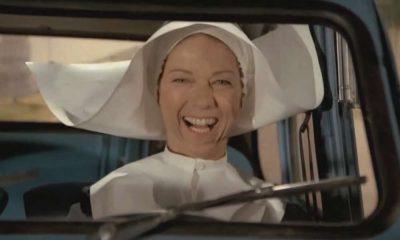 Siostra Klotylda z Saint Tropez - bohaterka francuskiej serii komedii o żandarmach, w których główną rolę grał Louis de Funes Źródło: YouTube