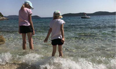 Brzeg Adriatyku w Chorwacji Fot. brd24.pl