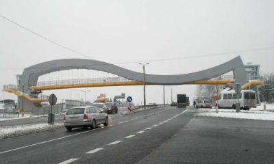 Kładka dla pieszych, która powstała na Zakopiance kosztowała blisko 7 mln zł. Fot. GDDKiA