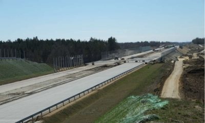Odcinek A1 Rząsawa - Blachownia zostanie dokończony. Fot. MI