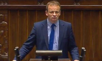 Poseł PiS Zbigniew Dolata w Sejmie w 2017 r. Źródło: sejm.gov.pl