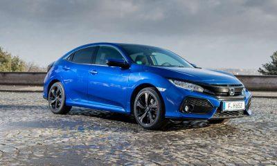 Czy można połączyć wygląd klasycznego rodzinnego sedana ze sportowym hatchbackiem? Honda Civic 10. generacji to zrobiła. Fot. mat. prasowe