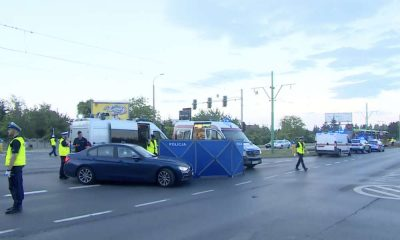 Na początku czerwca na przejściu dla pieszych w Poznaniu motornicza tramwaju wjechała w 8-latka. Źródło: TVN24