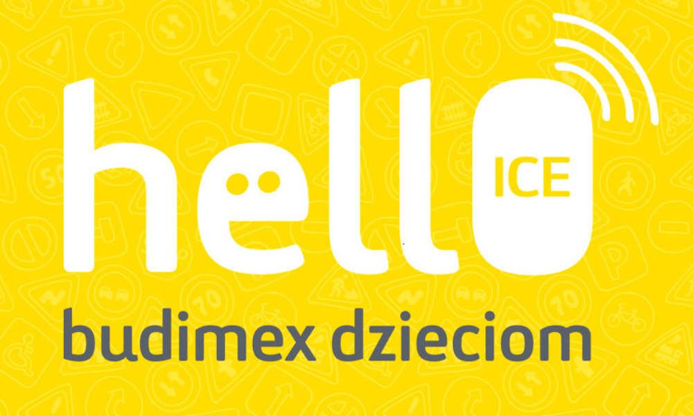 Hello ICE to projekt BRD firmy Budimex, skupiający się nie tylko na edukacji ale i na infrastrukturze. Źródło: Budimex