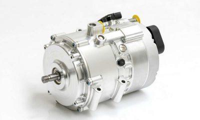 Inżynierowie Continental opracowali 48-woltowy układ napędowy o dużej mocy, który posiada cechy podobne do napędu elektrycznego wysokiego napięcia Fot. Continental