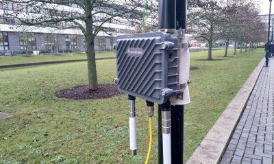 Infrastruktura do badań nad samochodami autonomicznymi na campusie Uniwersity of Warwick Fot. Uniwersity of Warwick